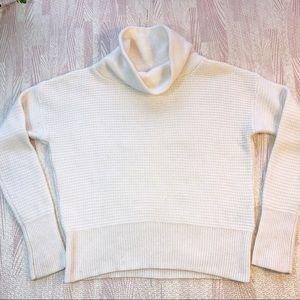 Banana Republic Wool, Alpaca Blend Cowl Sweater
